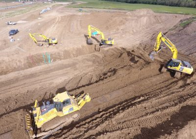 M.A.P. Rosenthal Earthworks Project